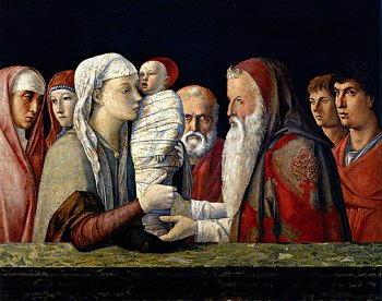 Pittura di Giovanni Bellini