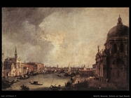 Ingresso al Canal Grande Venezia