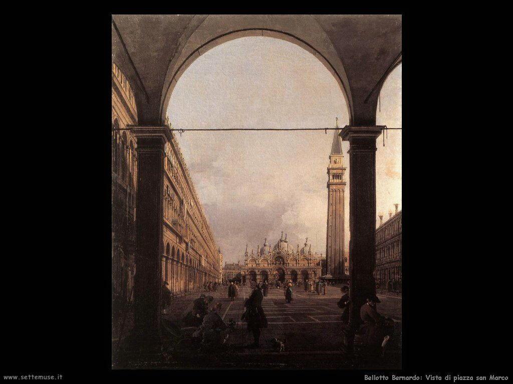 Piazza san Marco verso est