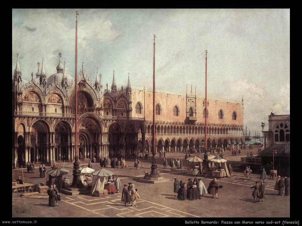 Piazza san Marco verso sud-est