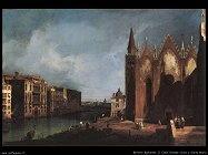 Canal Grande vicino a santa Maria Venezia