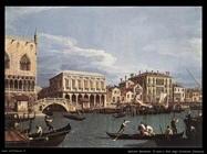 Il molo e la riva degli Schiavoni Venezia