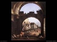 Capriccio del Campidoglio Roma