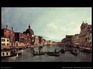 Canal Grande verso sud ovest Venezia