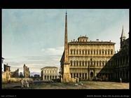 Roma, vista di piazza san Giovanni