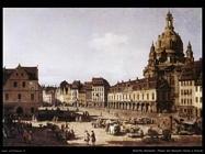 Nuova piazza del Mercato, Dresda