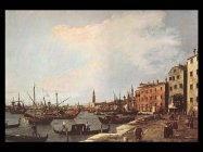 Venezia, riva degli Schiavoni, lato ovest