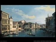 Venezia, Canal Grande da palazzo Flangini