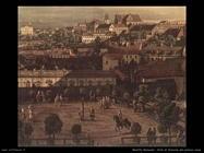 Varsavia, vista dal palazzo reale
