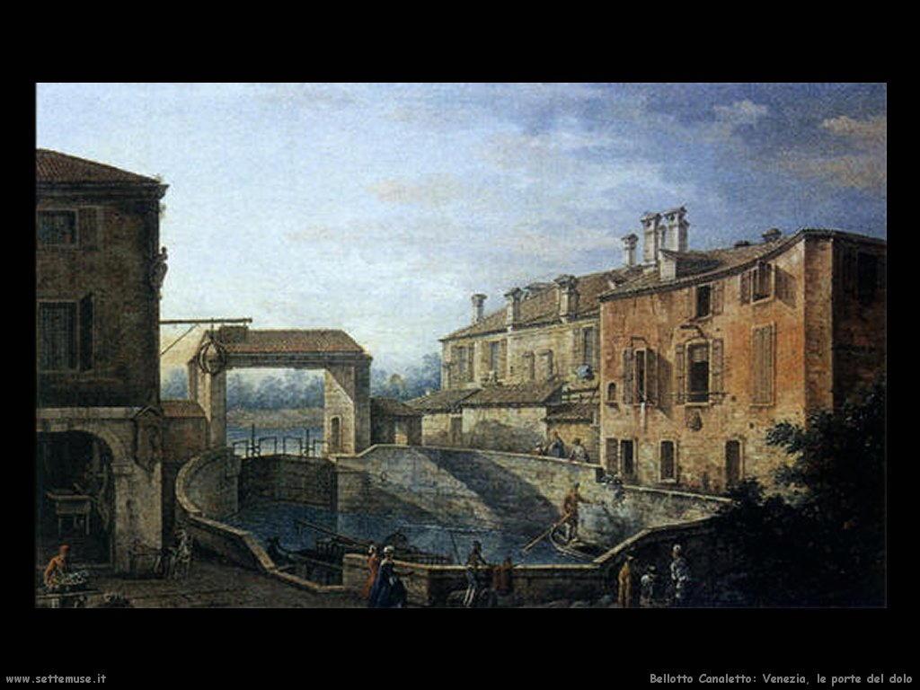 Venezia, le porte del dolo