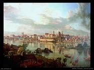 bellotto canaletto Varsavia (1770)