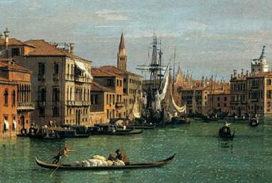 Quadro di Bernardo Bellotto detto Canaletto