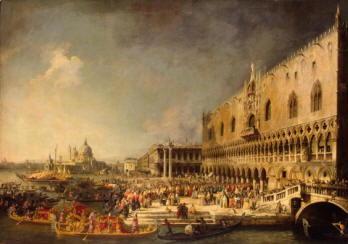 Opera di Bernardo Bellotto detto Canaletto