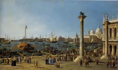 Venezia di Bernardo Bellotto detto Canaletto