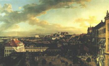 Dipinti di Bernardo Bellotto detto Canaletto