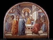 Cacciata di Gioacchino dal tempio (1491)