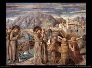Scene dalla vita di San Francesco (1452)