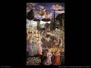 Angeli in adorazione (lato sinistro)