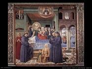 Morte di santa Monica, scena 63 sud