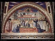 Funerale di sant'Agostino, scena 67