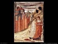 Partenza di san Girolamo