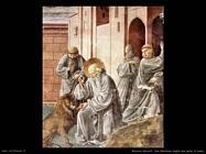 San Girolamo toglie una spina al leone