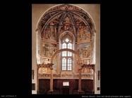 Vista dell'abside principale