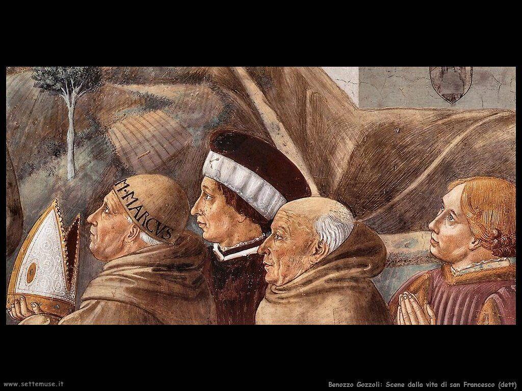 Scene dalla vita di san Francesco