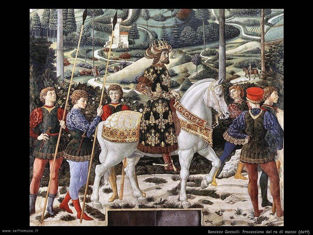 Processione del Re di mezzo