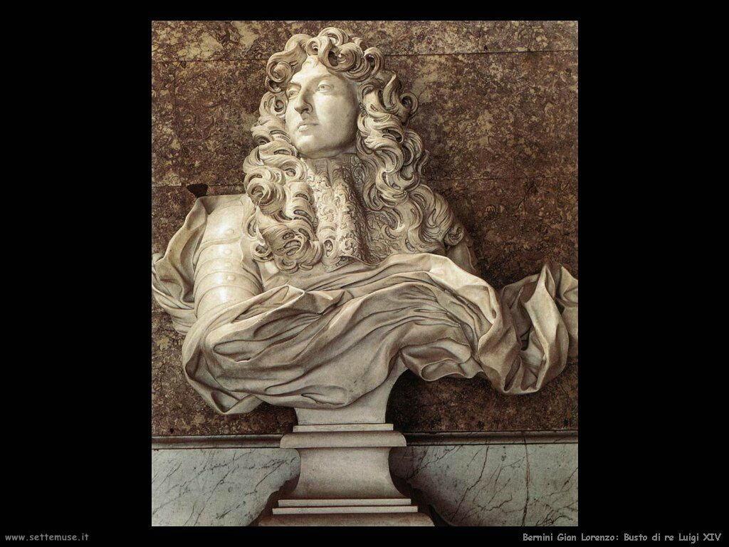 Busto di Luigi XIV Gian Lorenzo Bernini