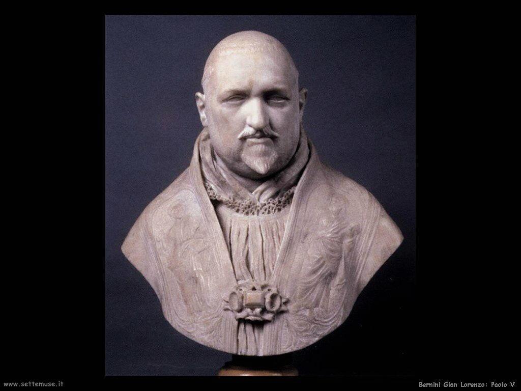 Paolo V Gian Lorenzo Bernini