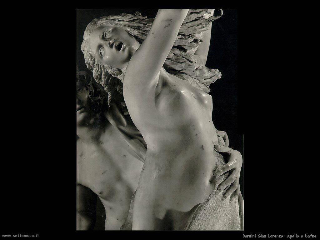 Bernini Apollo e Dafne