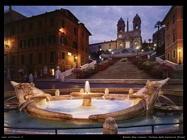 Fontana della barcaccia Gian Lorenzo Bernini