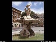 Fontana del Tritone Gian Lorenzo Bernini