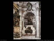 Tomba di papa Urbano VIII Gian Lorenzo Bernini