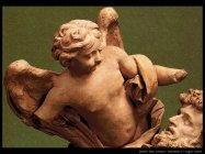 Habakkuk e l'angelo Gian Lorenzo Bernini