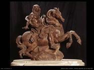 Statua equestre di re Luigi XIV Gian Lorenzo Bernini