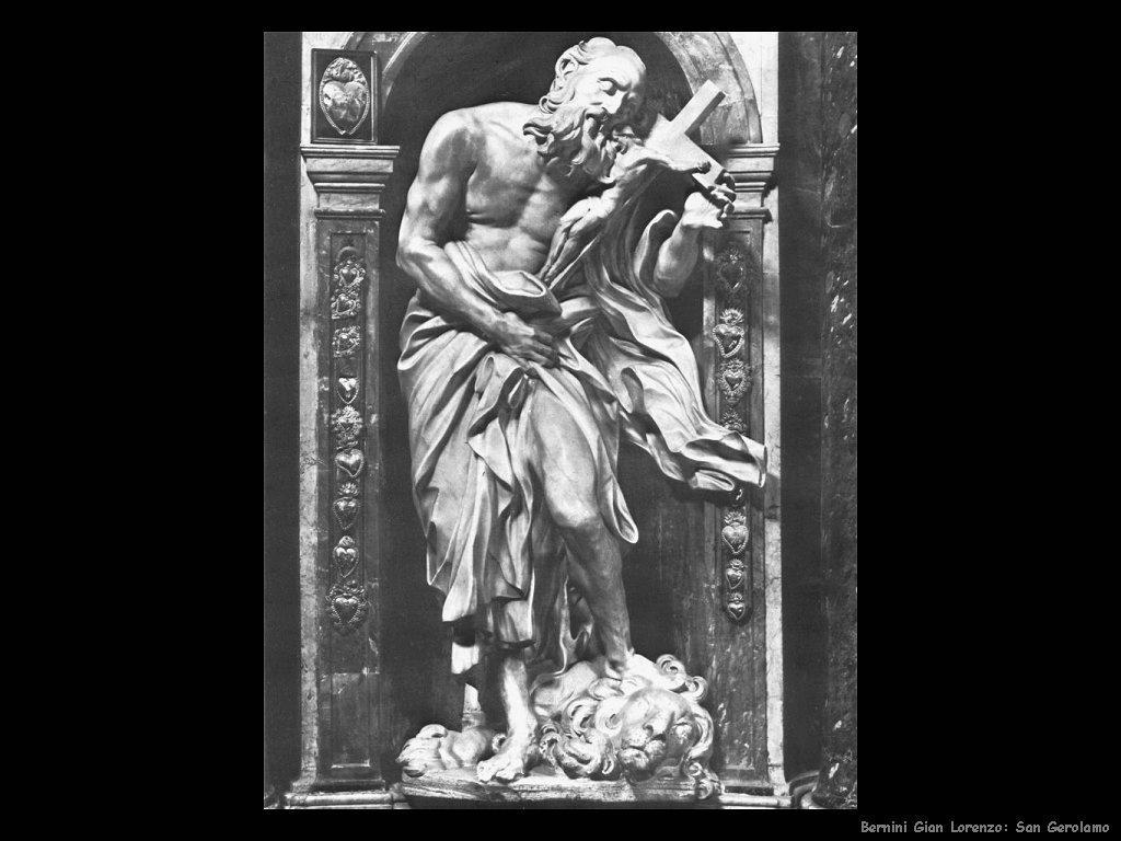 San Girolamo Gian Lorenzo Bernini