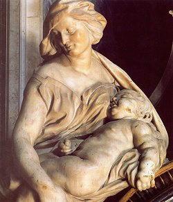 Statua di Gian Lorenzo Bernini