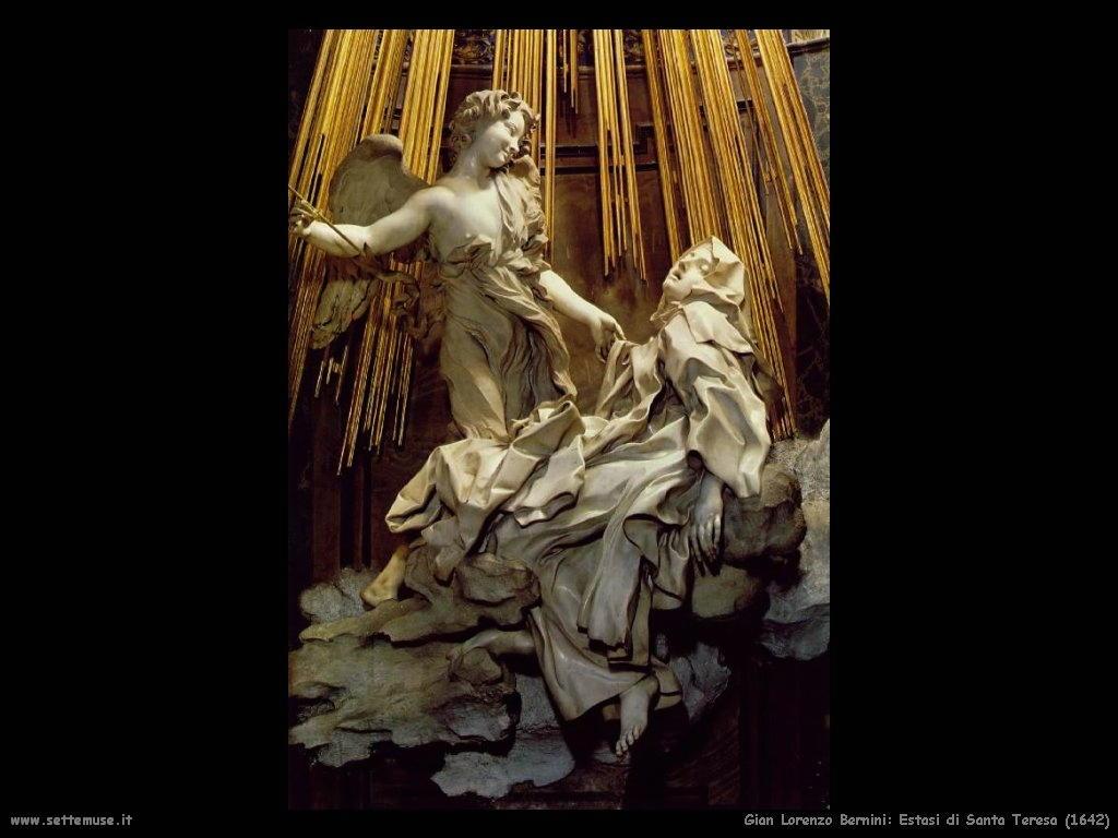 Estasi di Santa Teresa Gian Lorenzo Bernini