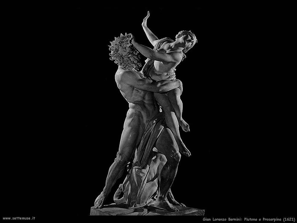 Bernini - Plutone e Proserpina