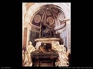 Tomba di papa Urbano VIII (1627) Gian Lorenzo Bernini