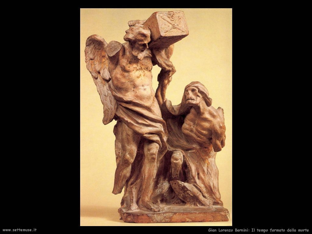 Il Tempo fermato dalla Morte Gian Lorenzo Bernini