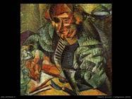 Umberto Boccioni L'antigrazioso (1912)