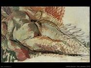 umberto boccioni Nudo simultaneo (1915)