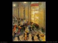 umberto boccioni Riot (1910)