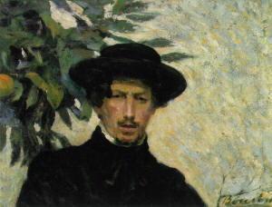 Ritratto di Umberto Boccioni