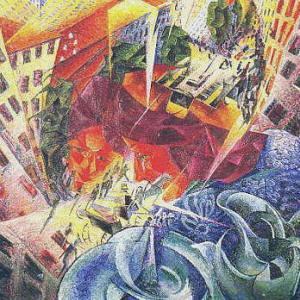 Pittura di Umberto Boccioni