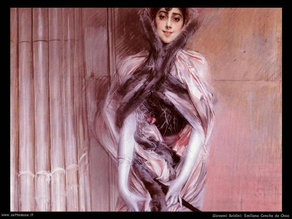 GIOVANNI BOLDINI pittore biografia opere