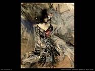 Danzatrice spagnola al Moulin Rouge
